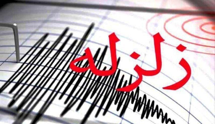 زلزله ۴.۱ ریشتری شهرستان بستک هرمزگان را لرزاند