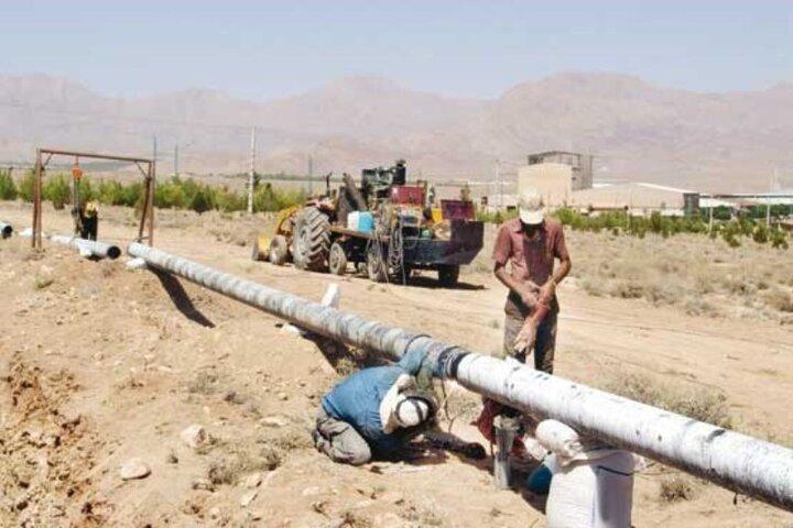 گاز طبیعی جایگزین سوخت فسیلی ۳۴۲ واحد صنعتی استان همدان شد