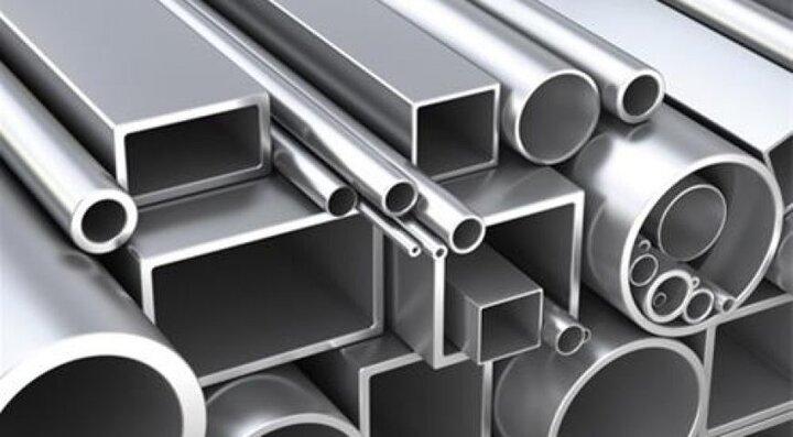 قیمت انواع آهن آلات در ۵ مرداد ۱۳۹۹