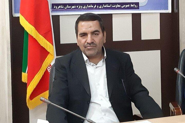 ۵۴ پروژه آب و فاضلاب در استان سمنان افتتاح شد/ تنش آبی در شاهرود