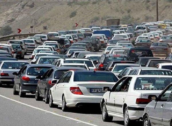 تردد در جادههای زنجان ۷۰ درصد افزایش دارد