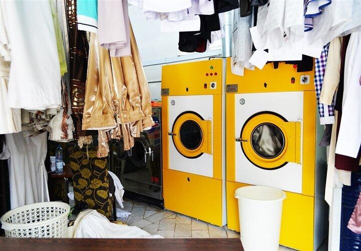 تعدیل نیرو در خشکشویی ها بسیار جدی است/ خشکشویی ها وسایل خود را می فروشند