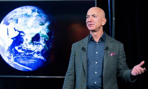 کمک ۱۰ میلیارد دلاری مرد ثروتمند آمازون در راه نجات زمین
