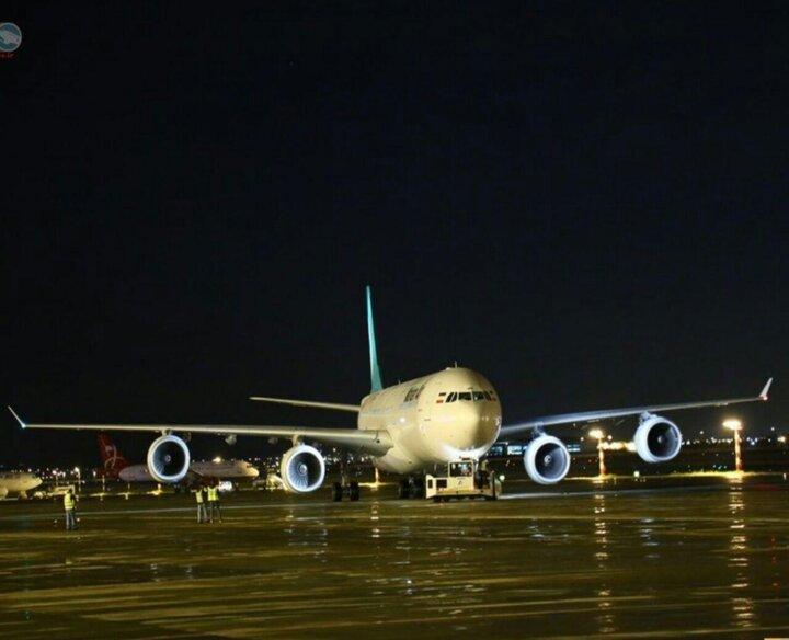 برقراری مجدد پروازهای فرودگاه تبریز به مقصد استانبول