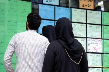 مخالفت شش درصدی املاکی ها با آمار وزارت مسکن؛ افزایش قیمت ۲ درصد بود نه ۸ درصد