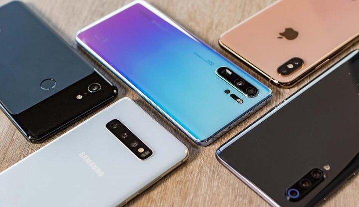 قیمت روز انواع تلفن همراه در ۲۴ اردیبهشت ۱۳۹۹