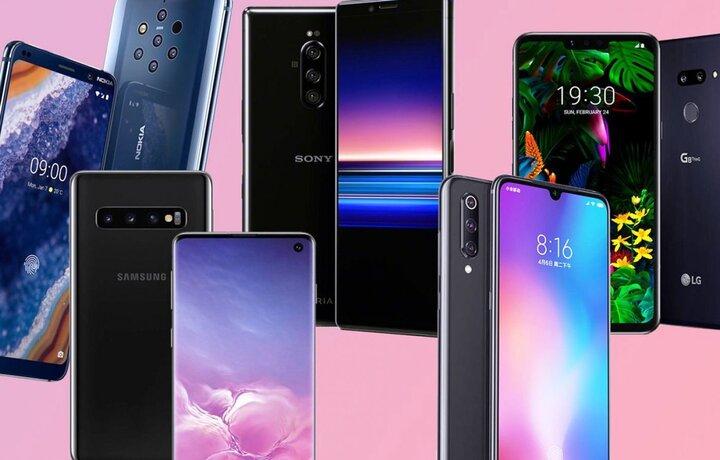 قیمت روز انواع تلفن همراه در ۱۰ تیر ۱۳۹۹