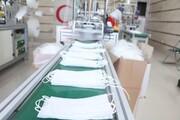 شرایط مطلوب قم در تأمین و توزیع ماسک/ چالش تولیدکنندگان با مواد اولیه و مجوز
