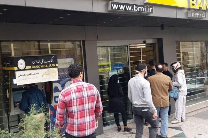 محدودیت خدمات شعبه کارگشایی بانک ملی زنجان رفع شد
