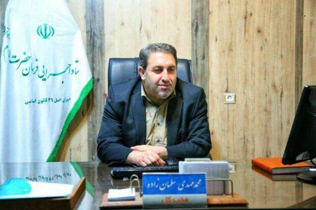 طرح «مشق احسان» در گلستان اجرا شد/ احداث ۵۶ مدرسه