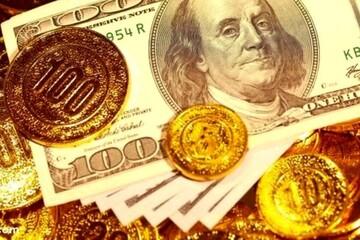 ریزش قیمت طلا و سکه در نخستین روز هفته/ سکه ۱۵۰ هزار تومان ارزان شد