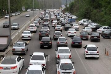 کاهش ۶۲ درصدی سفرهای برون شهری در ۱۵ روز گذشته