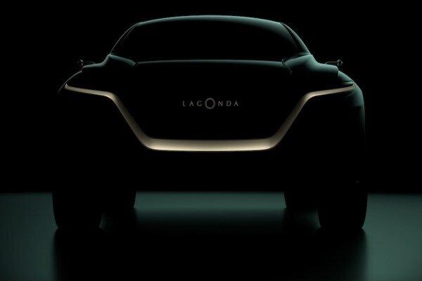 معرفی خودرو جدید استون مارتین
