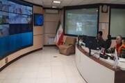 تردد در محورهای مواصلاتی استان تهران نیمه سنگین است
