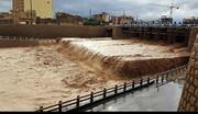 خسارت۴۰ میلیارد ریالی بارش های اخیر در شهرستان بهمئی/ ۳هکتار شالیزار خسارت دید