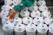 ۶ واحد تولید ماسک در گیلان راه اندازی شده است