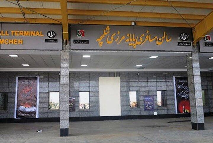 تردد مسافر از مرزهای خوزستان انجام نمیشود
