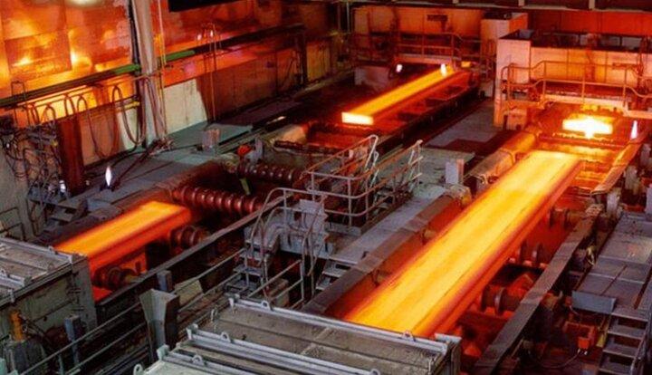 صادرات فولاد ایران  ۲۲ درصد افزایش یافت