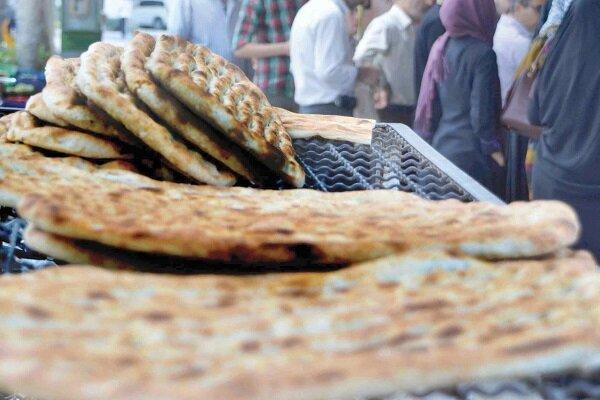 قیمت نان در کرمان افزایش نمی یابد