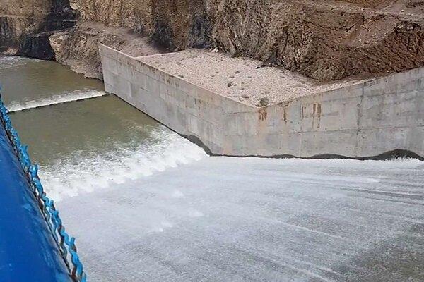 ۱.۴ میلیارد مترمکعب از آب سد سپیدرود صرف کشاورزی شده است