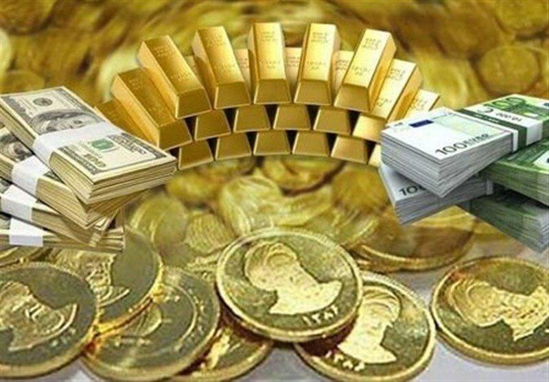 سرگیجه بازار، طلا را در صدر بازارها قرار داد/  رفت وآمد دلار در کانال ۱۶ و ۱۷ هزار تومان