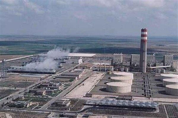 ثبت بالاترین میزان تولید برق در نیروگاه شهید مفتح همدان/رکورد ۲۷ ساله شکسته شد