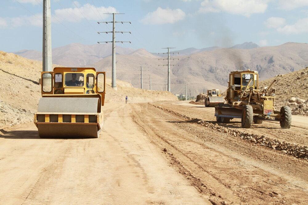 اجرای ۱۰ پروژه حوزه راهسازی برای توسعه زیرساخت های مرز مهران