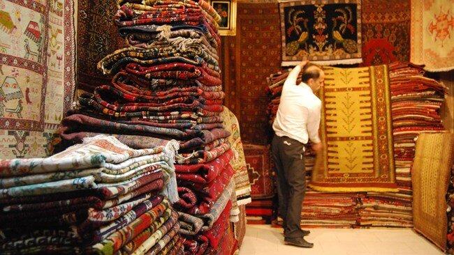 بازار بیرنگ و روی فرش دستباف کرمان؛ روزگار ناخوش تولیدکنندگان