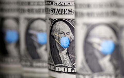 کسری بی سابقه بودجه جاری آمریکا در ۱۲ سال اخیر