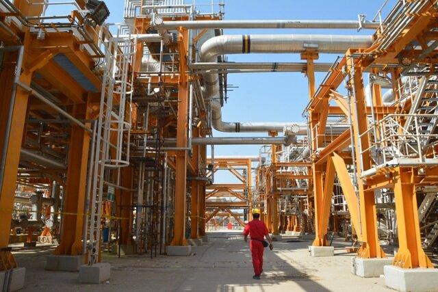 افزایش ۸۷ درصدی تولید میعانات گازی پارس جنوبی