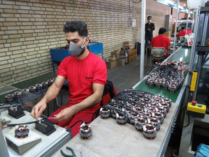 ۲۸۰۰جواز صنعتی در استان سمنان صادر شده است