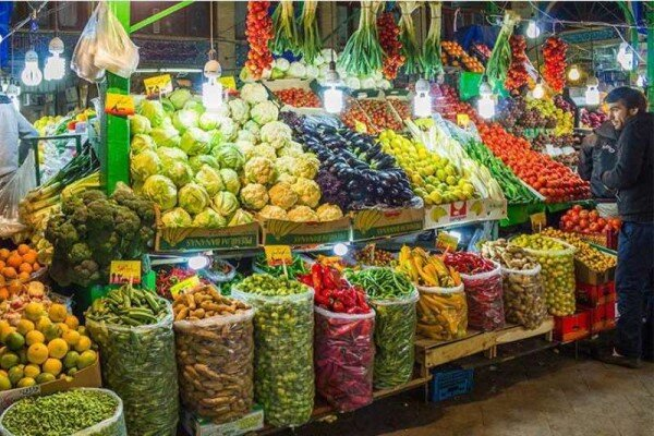 قیمت میوه و تره بار در شنبه ۱۸ مرداد ۹۹