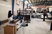 افتتاح کارخانه تولید دستمال کاغذی با سرمایهگذاری ۸۰ میلیارد ریالی در آبادان