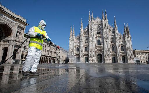 لطمه سنگین کرونا بر صنعت گردشگری ایتالیا