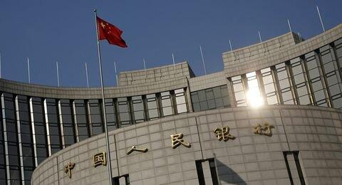 مداخله دوباره بانک مرکزی چین در بازار با تزریق ۱۰۰ میلیارد یوآن