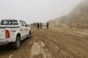 وزیر راه و شهرسازی از کارگاه عملیاتی جاده الموت - تنکابن بازدید کرد