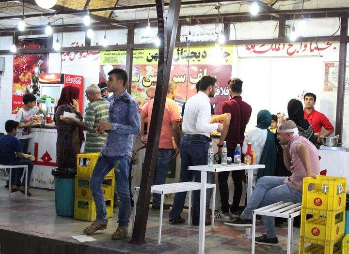 شیوع ویروس کرونا اغذیه فروشان را زمین زد