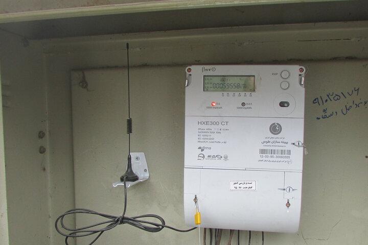 ۱۰ هزار و ۶۰۰ دستگاه کنتور فهام در استان همدان نصب شده است