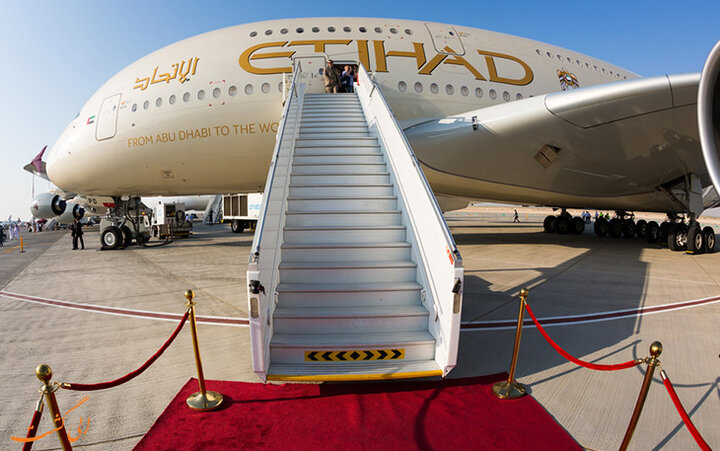 تداوم ۴ ساله خسارت مالی هنگفت شرکت هواپیمایی الاتحاد