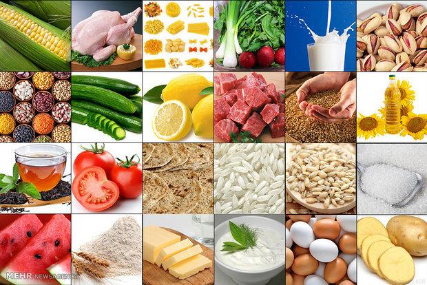 تغییرات قیمت اقلام خوراکی مناطق شهری/ برنج خارجی ۱۶ درصد گران شد