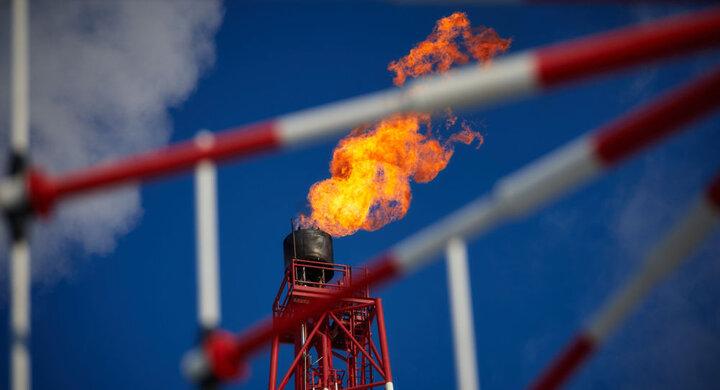 ایران در تولید گاز از قطر جلو زد