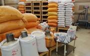 ۷ هزار و ۳۰۰ کیلوگرم برنج تقلبی در اراک کشف شد