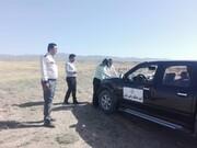 ۴۱ هزار مترمربع از اراضی دولتی سبزوار رفع تصرف شد