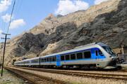 قطار ۵ ستاره زندگی رشت- مشهد راه اندازی شد
