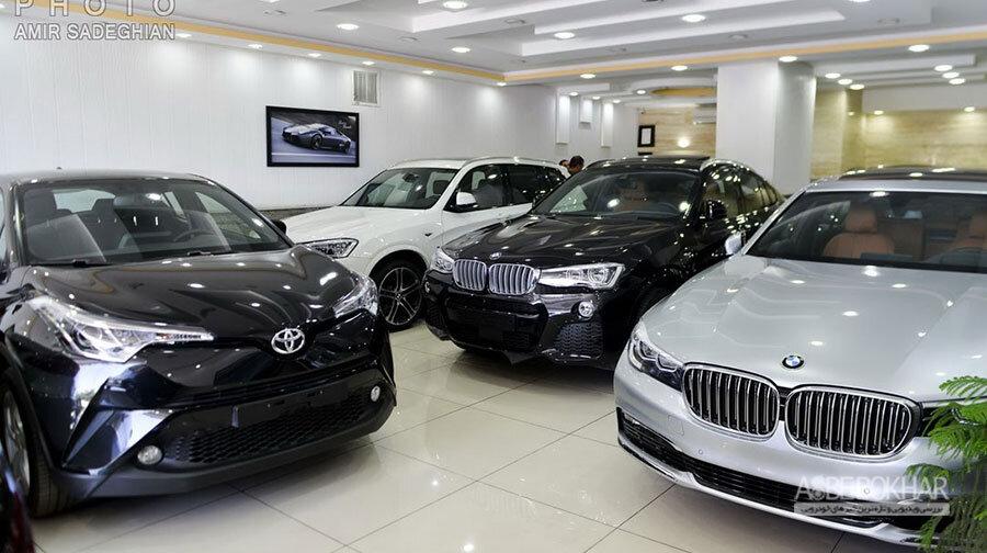 حقوق ۳۶۵ روز کارگر ایرانی موتورسیکلت شد، آلمانی خودرو BMW!