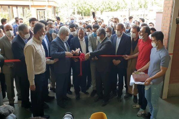 معاون رئیس جمهور از شرکتهای دانش بنیان استان قزوین بازدید کرد