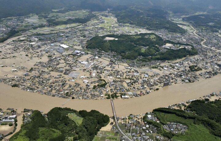 سیل ژاپن