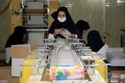 محرومیتزدایی از درهشهر با مشارکت بنیاد برکت/ اشتغالزایی برای ۱۱۰ نفر