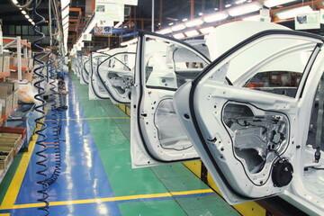 تولید ۹ خودروی سبک ۴ ستاره در خرداد ماه امسال
