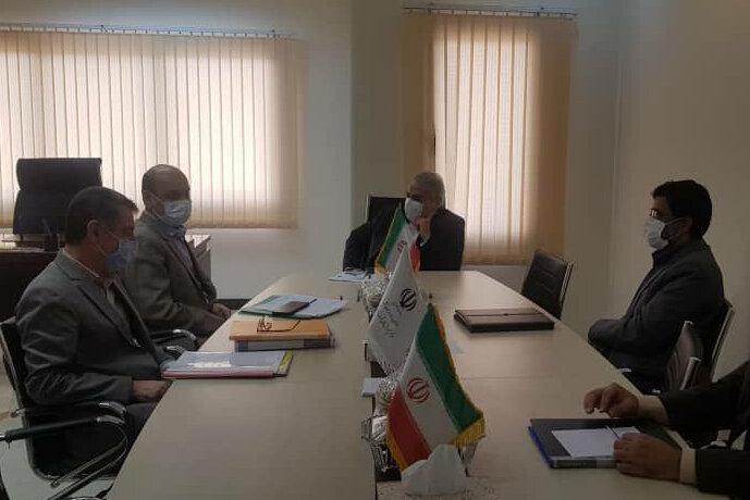 تفاهمنامه پروژه های جهش تولید گلستان در سال ۹۹ منعقد شد